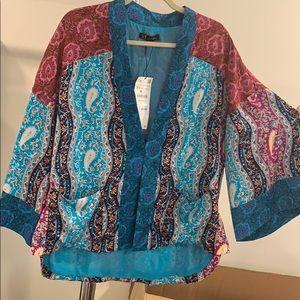 Zara Kimono. Tags still on, never worn.